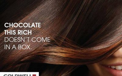 What's the difference between box color and Goldwell salon color?